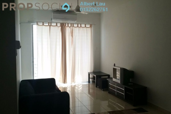 For Rent Condominium at Pearl Avenue, Kajang Freehold Fully Furnished 3R/2B 1.6k