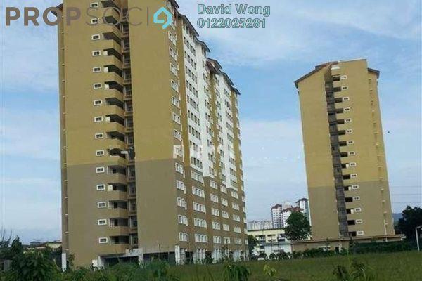 For Rent Apartment at Putra Suria Residence, Bandar Sri Permaisuri Freehold Fully Furnished 3R/2B 1.35k