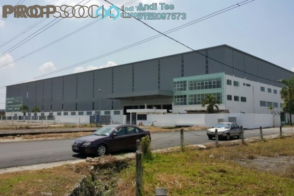 For Sale Factory at Taman Alam Megah, Shah Alam Freehold Unfurnished 0R/0B 48m