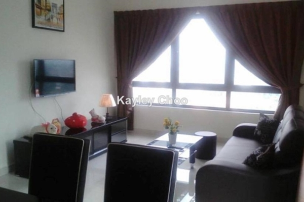 For Rent Serviced Residence at Tropicana Metropark, Subang Jaya Freehold Fully Furnished 2R/2B 2.5k