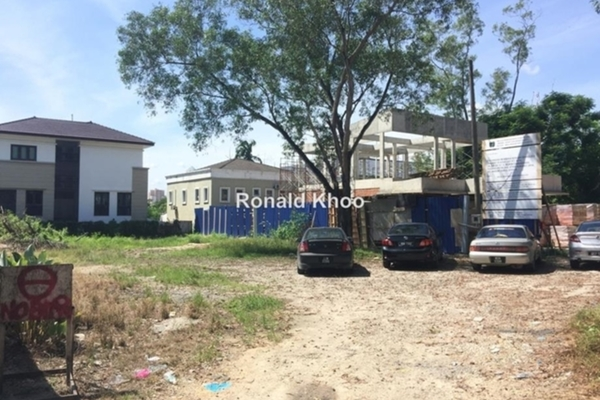 For Sale Land at SS12, Subang Jaya Leasehold Unfurnished 0R/0B 2.45m
