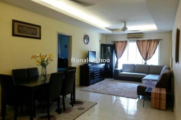 For Sale Condominium at Puncak Seri Kelana, Ara Damansara Leasehold Semi Furnished 3R/2B 425k