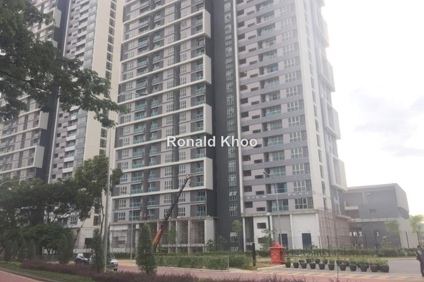 For Sale Condominium at Sunway GEO Residences, Bandar Sunway Leasehold Semi Furnished 2R/2B 788k