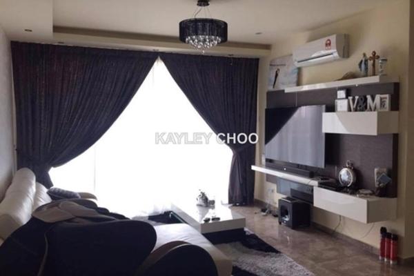 For Sale Condominium at Subang Parkhomes, Subang Jaya Freehold Semi Furnished 3R/3B 820k