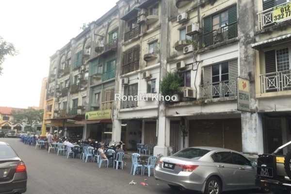 For Sale Shop at PJS 10, Bandar Sunway Leasehold Unfurnished 0R/0B 630k