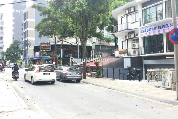 For Rent Shop at Bukit Bintang City Centre, Pudu Leasehold Unfurnished 0R/0B 14k