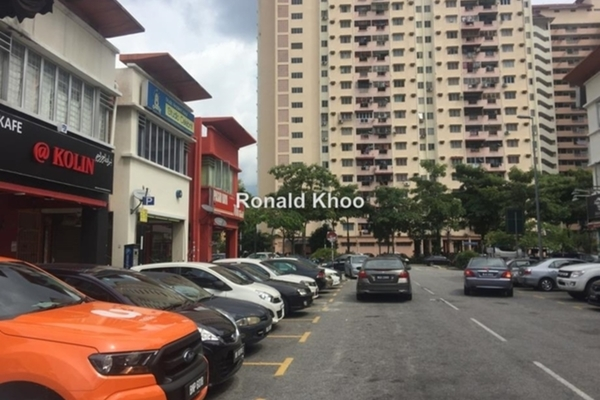 For Rent Shop at Section 1, Wangsa Maju Leasehold Unfurnished 0R/0B 4.8k