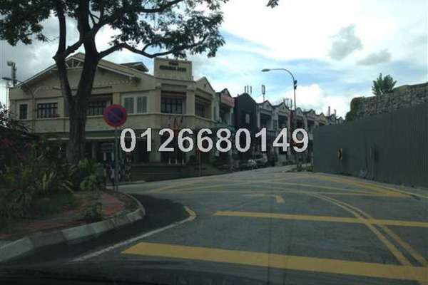 For Sale Shop at Taman Setiawangsa, Setiawangsa Freehold Unfurnished 0R/0B 1.5m