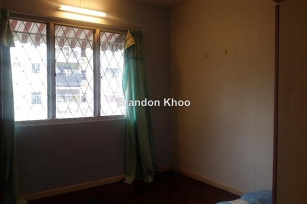 For Rent Apartment at Section 2, Wangsa Maju Leasehold Semi Furnished 3R/2B 1.1k