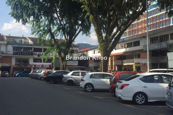 For Rent Shop at Taman Melawati, Melawati Leasehold Unfurnished 0R/0B 5.5k