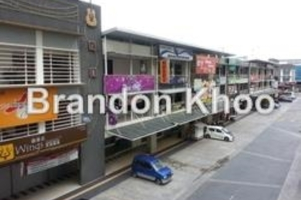 For Rent Shop at Plaza Crystalville, Setapak Leasehold Unfurnished 0R/0B 15k