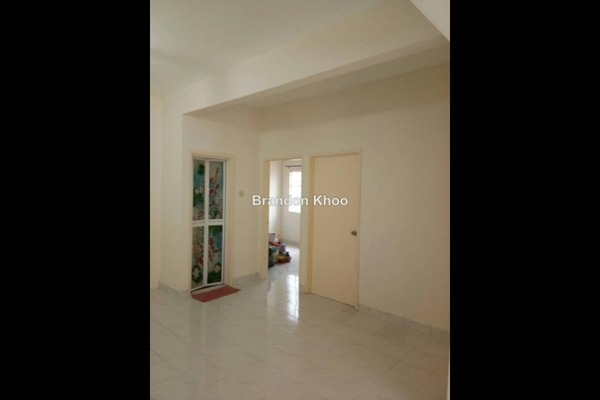 For Sale Apartment at Mawar Apartment, Sentul Leasehold Unfurnished 3R/2B 385k