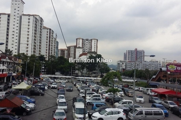 For Sale Shop at Metro Genting Klang, Setapak Leasehold Unfurnished 0R/0B 2.5m