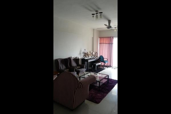 For Sale Condominium at Saville, Melawati Freehold Semi Furnished 3R/2B 500k