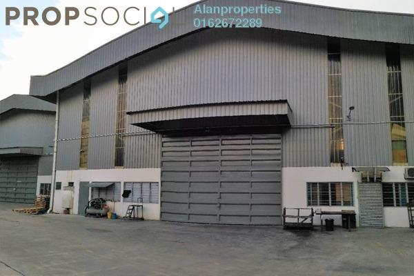 For Rent Factory at USJ 19, UEP Subang Jaya Freehold Unfurnished 0R/0B 12.8k