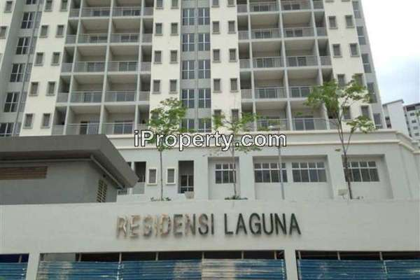 For Sale Condominium at Residensi Laguna, Bandar Sunway Leasehold Semi Furnished 3R/2B 440k