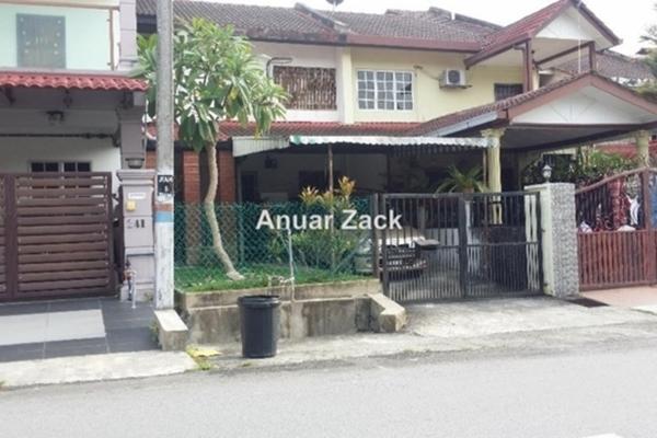 For Sale Terrace at Bandar Baru Sungai Buloh, Sungai Buloh Leasehold Semi Furnished 4R/3B 450k
