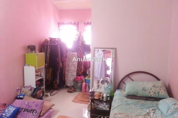 For Sale Apartment at Putri Apartment, Setiawangsa Freehold Unfurnished 3R/2B 450k