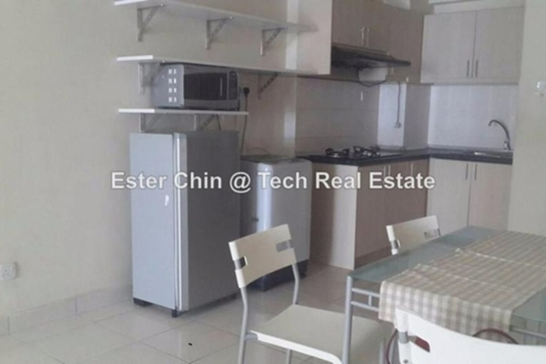 For Sale Serviced Residence at D'Alamanda, Cheras Leasehold Semi Furnished 2R/1B 410k