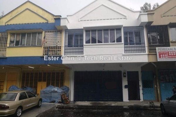 For Rent Shop at USJ 1, UEP Subang Jaya Leasehold Unfurnished 0R/2B 4k