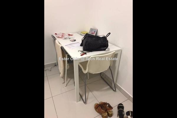 For Rent SoHo/Studio at Avenue D'Vogue, Petaling Jaya Leasehold Fully Furnished 0R/1B 1.6k
