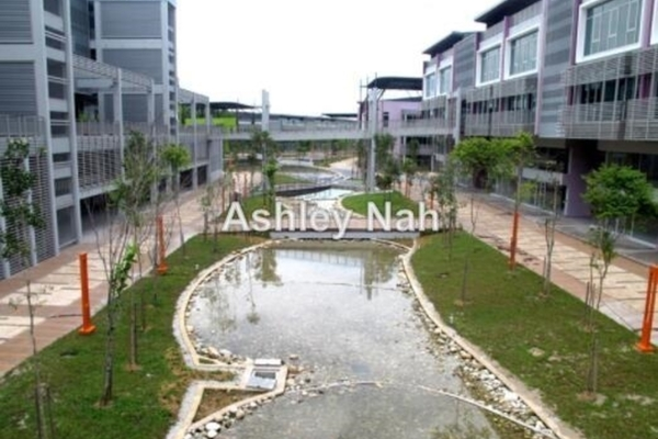 For Sale Semi-Detached at D'Vida, Bukit Jelutong  Unfurnished 0R/0B 999k