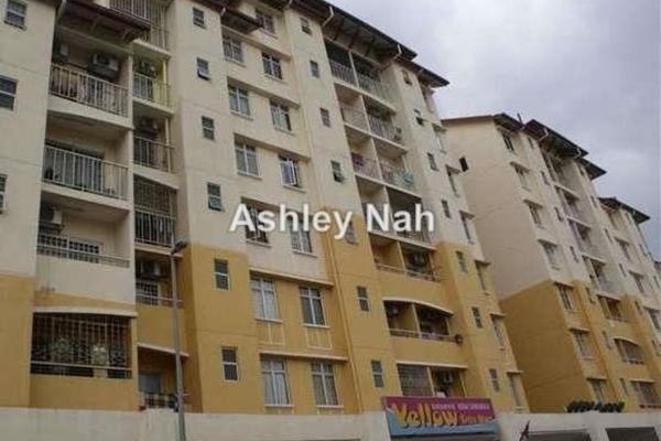 For Rent Apartment at Vista Bayu, Klang Freehold Unfurnished 3R/2B 850translationmissing:en.pricing.unit