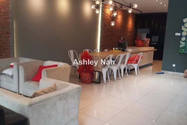 For Rent Link at Laman Glenmarie, Saujana Freehold Semi Furnished 4R/4B 3.3k
