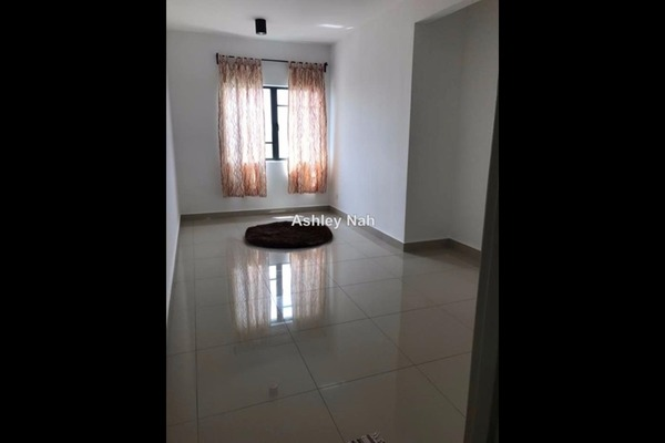 For Rent Serviced Residence at Alam Sanjung, Shah Alam Freehold Semi Furnished 3R/2B 1k