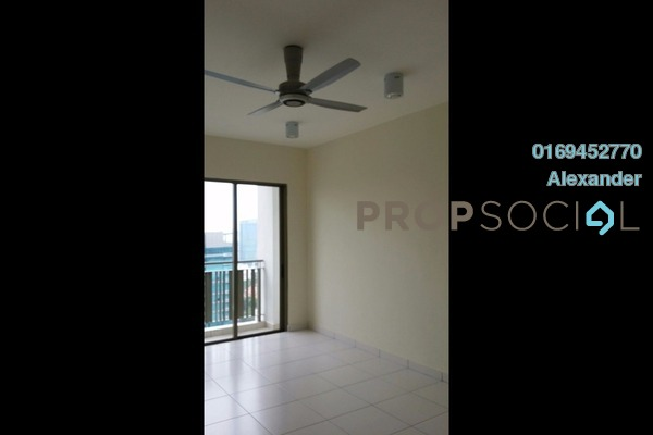 For Rent Serviced Residence at Neo Damansara, Damansara Perdana Freehold Semi Furnished 0R/1B 1.3k