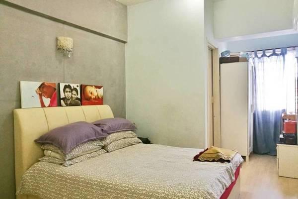 For Sale Condominium at Gardenia Court, Gombak Freehold Semi Furnished 3R/2B 350k