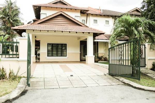 For Sale Semi-Detached at Desa Villas, Wangsa Maju Leasehold Semi Furnished 5R/3B 1.5百万