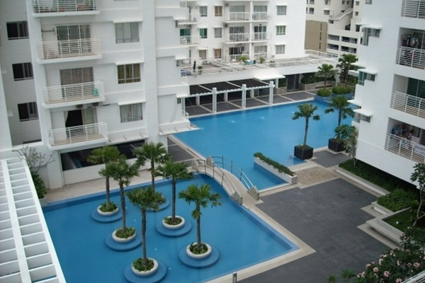 For Rent Condominium at Sea View Tower, Butterworth Freehold Semi Furnished 1R/1B 1.1k