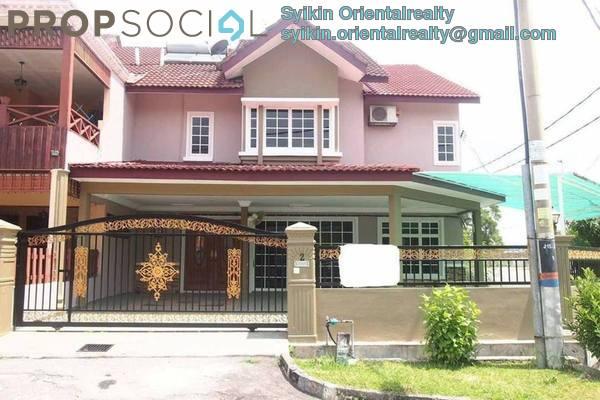 For Sale Terrace at Seksyen 16, Bandar Baru Bangi Freehold Semi Furnished 5R/3B 980k