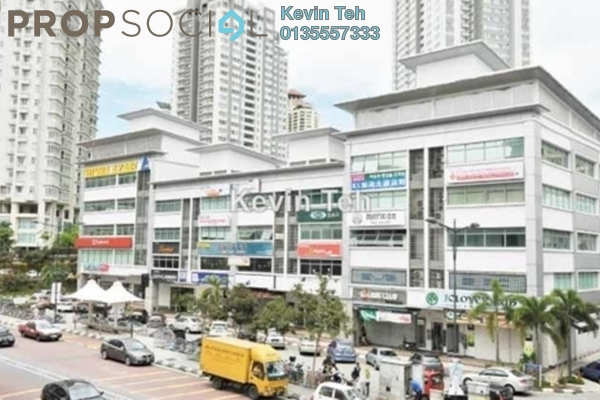 For Rent Office at Solaris Mont Kiara, Mont Kiara Freehold Semi Furnished 0R/0B 8k