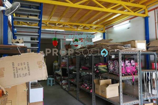 For Sale Factory at Taman OUG, Old Klang Road Freehold Semi Furnished 0R/2B 937k
