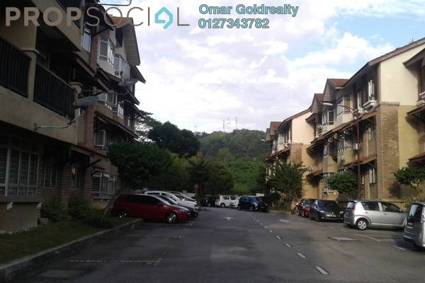 For Sale Condominium at D'Rimba, Kota Damansara Freehold Semi Furnished 3R/2B 470k