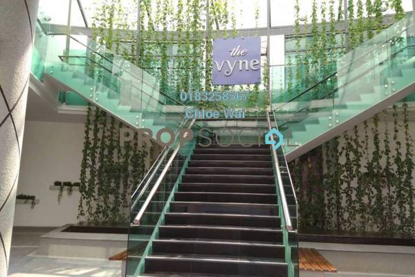 For Sale Condominium at The Vyne, Sungai Besi Freehold Unfurnished 2R/2B 480k