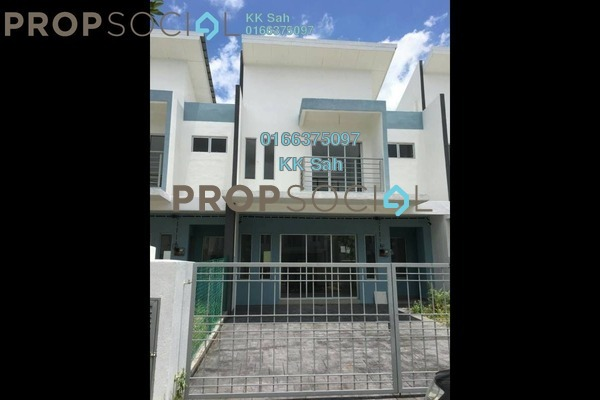 For Sale Terrace at Saujana Rawang, Rawang Freehold Unfurnished 4R/4B 508k