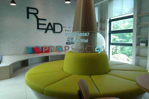 For Rent Condominium at The Vyne, Sungai Besi Freehold Unfurnished 2R/2B 1.2k