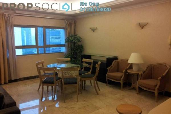 For Sale Serviced Residence at Crown Regency, KLCC Freehold Fully Furnished 3R/3B 1.29m