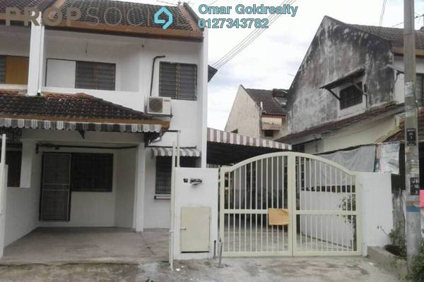 For Sale Terrace at Taman Wangsa Melawati, Wangsa Maju Freehold Unfurnished 3R/2B 580k