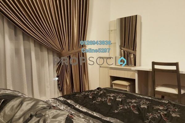 For Rent Condominium at One South, Seri Kembangan Freehold Fully Furnished 3R/2B 2.8k