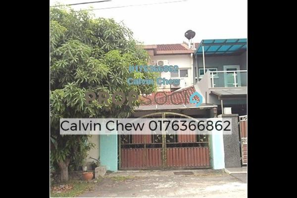 For Sale Terrace at Taman Lestari Putra, Bandar Putra Permai Freehold Unfurnished 3R/3B 450k