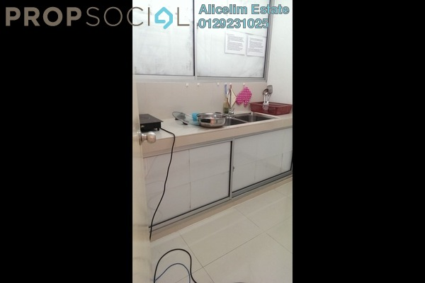 For Sale Condominium at Silk Residence, Bandar Tun Hussein Onn Freehold Fully Furnished 3R/2B 380k