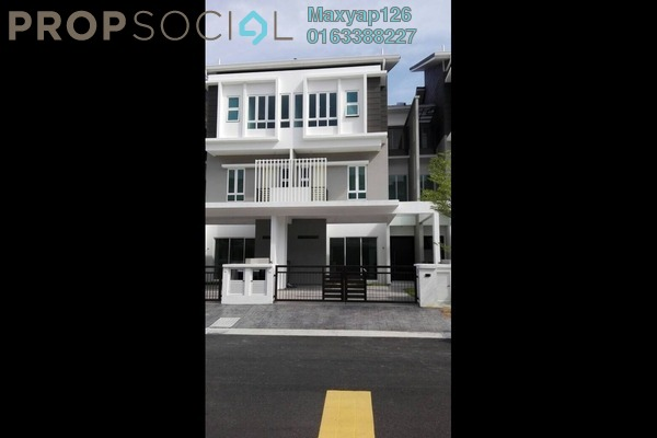 For Rent Superlink at Tiara South, Semenyih Freehold Unfurnished 3R/4B 1.3k