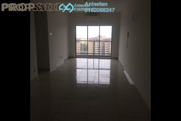 For Rent Condominium at Spring Avenue, Kuchai Lama Freehold Semi Furnished 3R/2B 1.6k