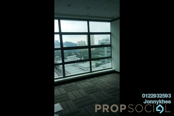 For Rent Office at Solaris Mont Kiara, Mont Kiara Freehold Unfurnished 4R/2B 4.5k