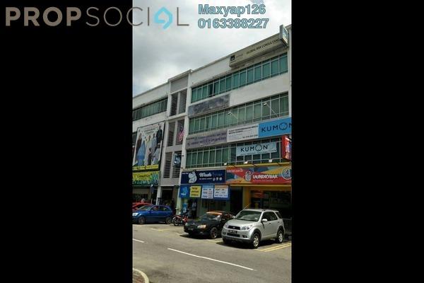 For Sale Shop at Medan Idaman Business Centre, Setapak Freehold Unfurnished 0R/0B 3.8m