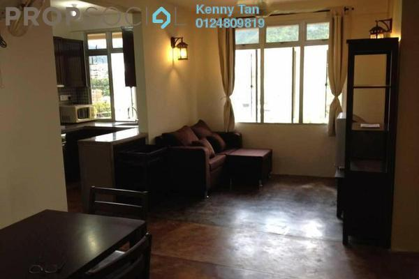 For Rent Apartment at Azuria, Tanjung Bungah Freehold Fully Furnished 3R/2B 1k